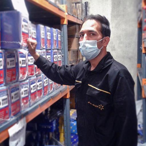 Ebrahim Beiklari 2 فروشگاه آنلاین لوازم یدکی|تاکسینپارت