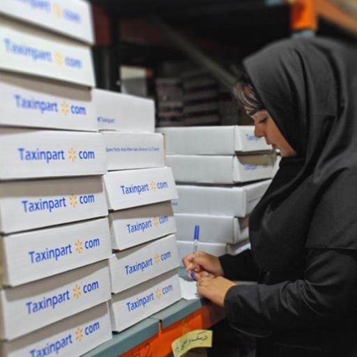 Hanie Islaminejad 2 فروشگاه آنلاین لوازم یدکی|تاکسینپارت