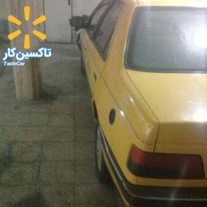 آگهی تاکسی